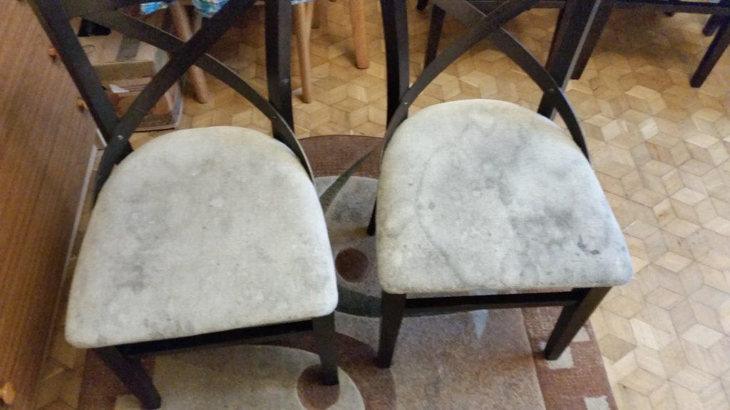 pranie krzeseł sadyba