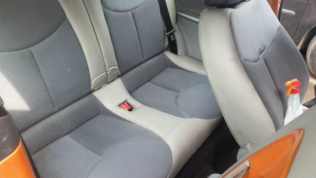 czyszczenie tapicerki samochodowej białołeka